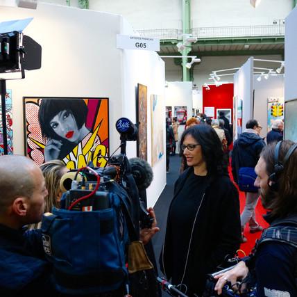 LE SALON DES ARTISTES FRANÇAIS