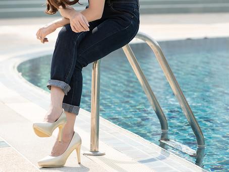 จะดีแค่ไหน เมื่อรองเท้าแต่งงานกลายเป็นรองเท้าคู่ใจ ใส่ได้ทุกที่