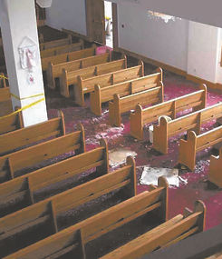 water damage restoration Oak Park IL - Places of Worship