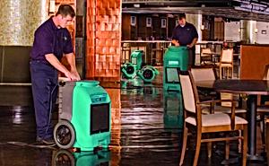 Water Damage Restoration - ServiceMaster Oak Park-River Forest-IL