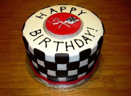 Happy Birthday Sweethearts!