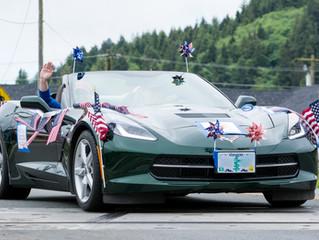 Reedsport Memorial Day Parade