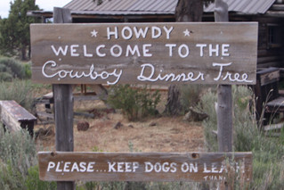 Cowboy Dinner Tree