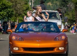 Coos County Fair - Parade