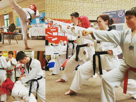 Martial Artists Are Making Some Noise!