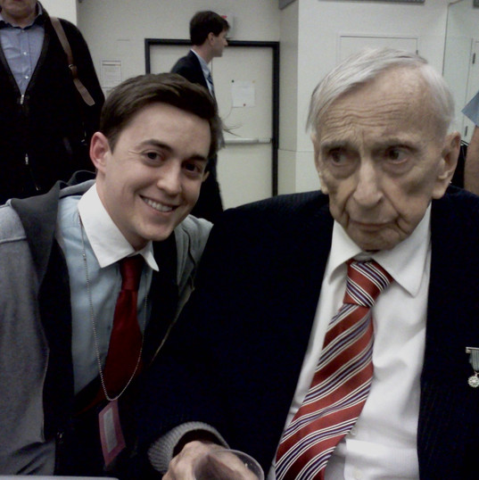 Fred and Gore Vidal