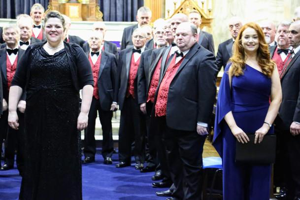 Ffron Male Voice Choir