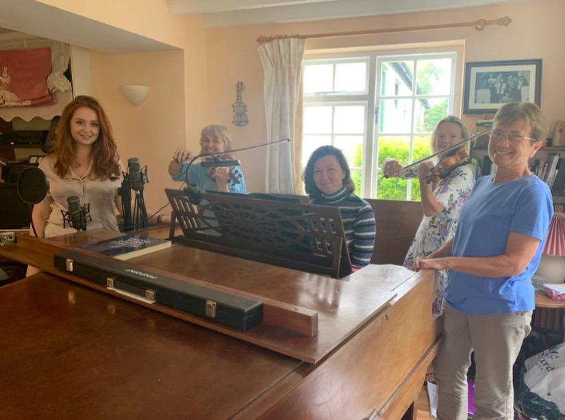 Shropshire String Quartet