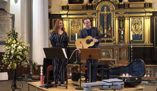 Not So Old Fashioned - St Chad's Recital