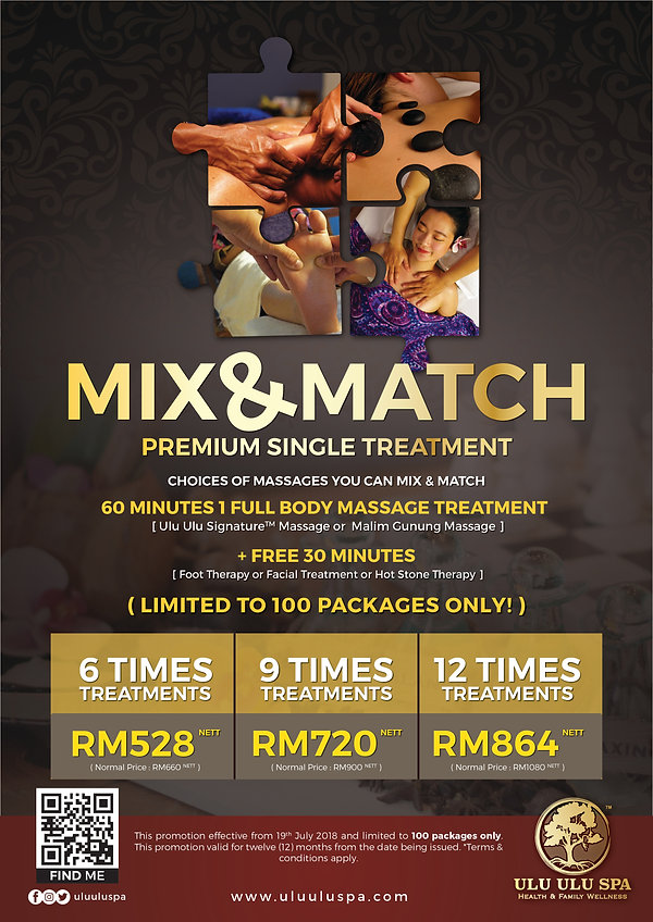 mix and match packages