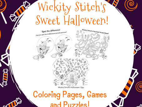 FREE PRINTABLES: Halloween Puzzles and Games for Kids!