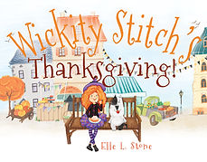 Wickity Stitch's Thanksgiving!