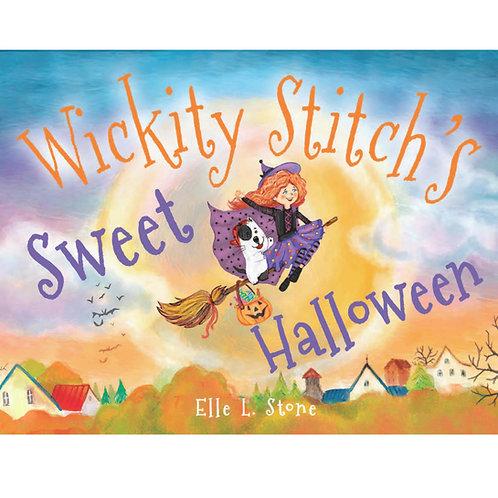 Wickity Stitch's Sweet Halloween!