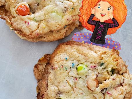 Halloween Kids Treats Recipes: Monster Mash Cookies!