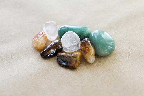 Abundance Crystal Set