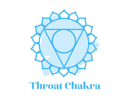 What is the Throat Chakra? Healing with  Meditations, Crystals and Color Therapy