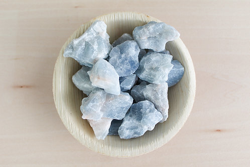 Blue Calcite (3 for $10)