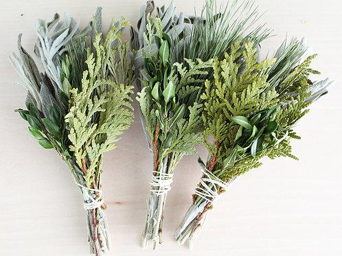 Late Winter Sage Bundles