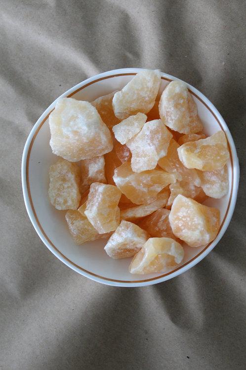 Orange Calcite (3 for $10)