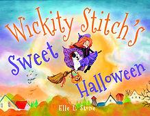 Wickity Stitch's Sweet Halloween Children's Book