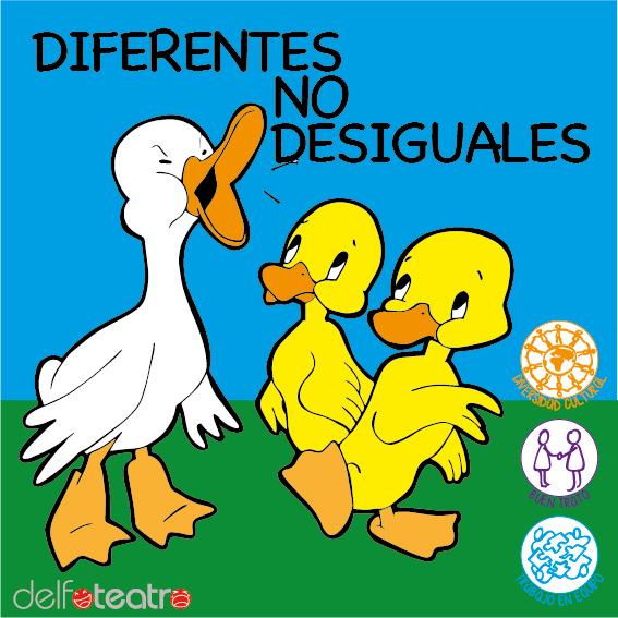 Diferentes no desiguales