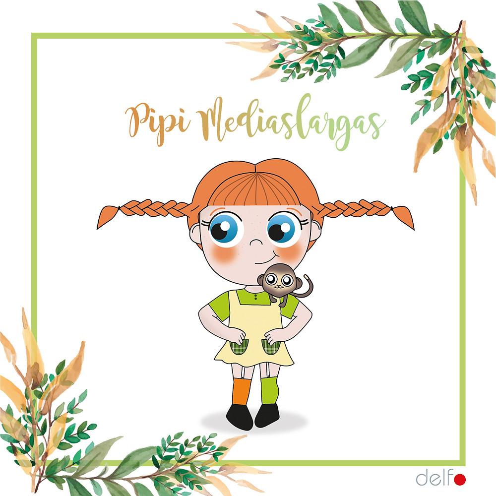 Pipi Mediaslargas