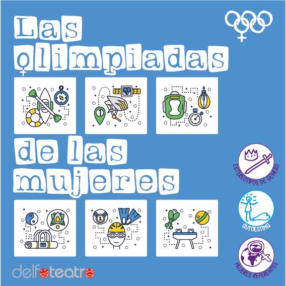 Las Olimpiadas de las mujeres