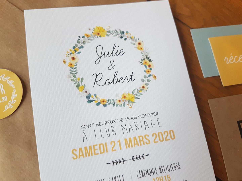 Mariage Champêtre Spring