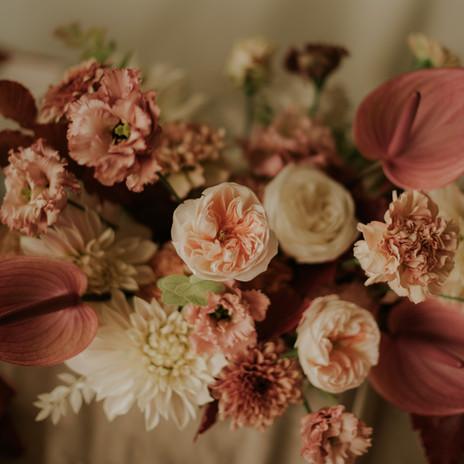 Fleurs L'été indien