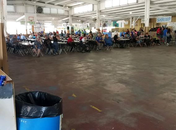 111. COYC Hurricane Fest Outreach - Sept
