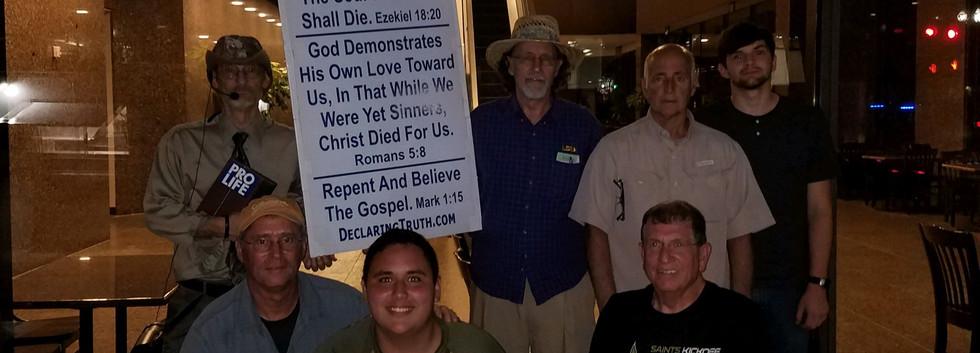 150. New Orleans Saints Outreach - Sept