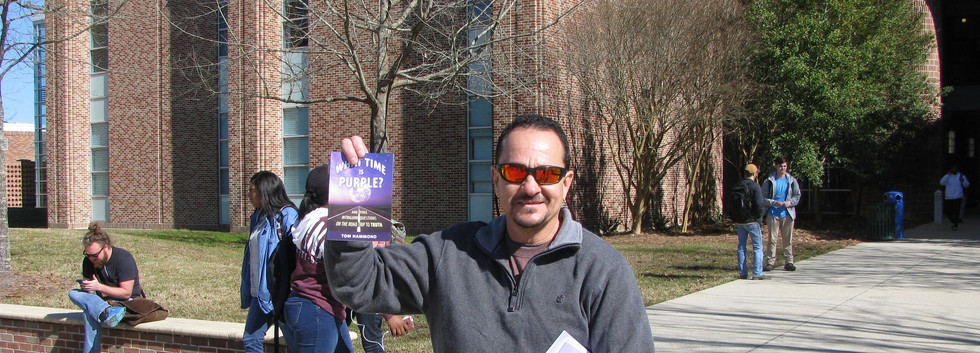 02. Distributing What Time Is Purple at