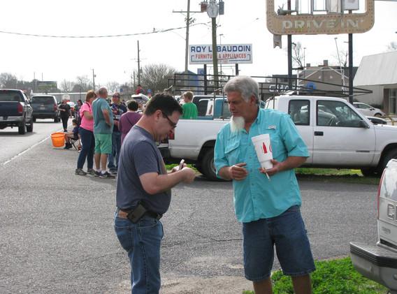 10. Lockport Mardi Gras Evangelism Outre