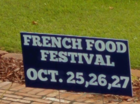 43. Larose French Food Festival evangeli