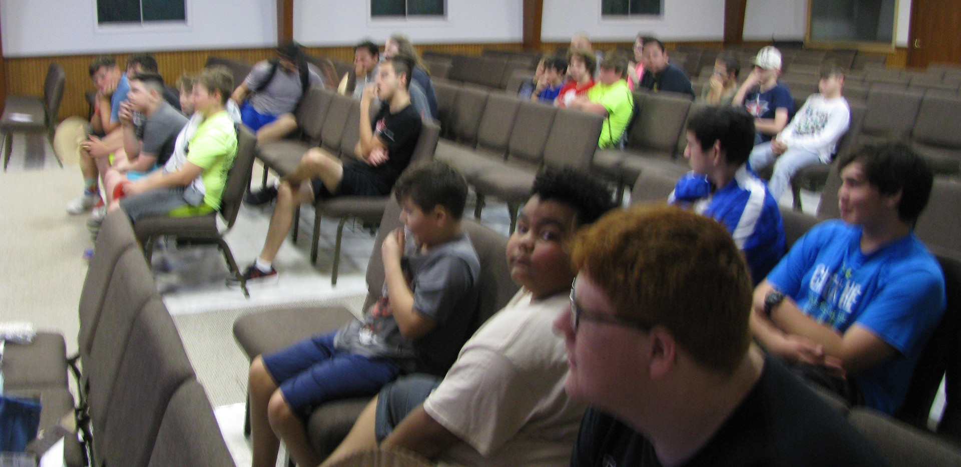 31. Friday Night Live at FBC Golden Mead