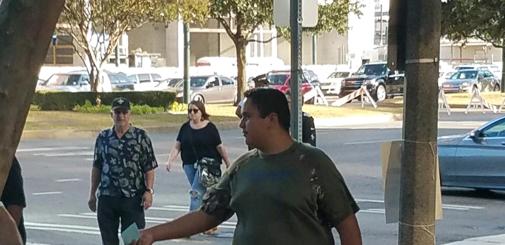 137. New Orleans Saints Outreach - Sept