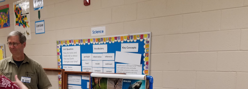 33. Teaching Creation Science at South L
