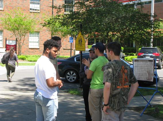 31. Jacob, Seth, Thomas, NSU, April 09,