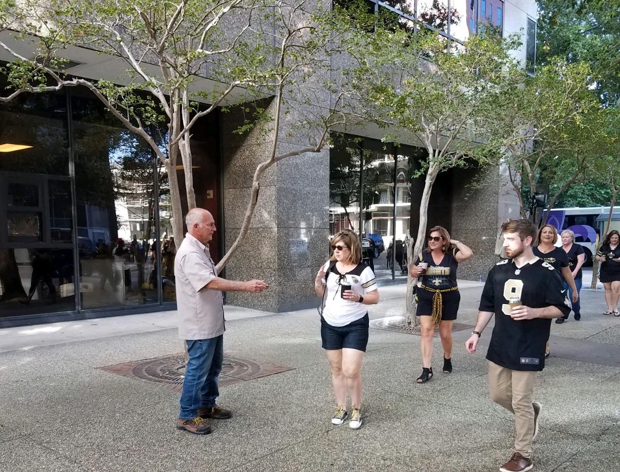 131. New Orleans Saints Outreach - Sept