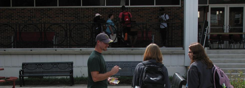 14. NSU evangelism outreach Oct 15, 2019