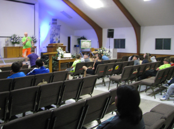 30. Friday Night Live at FBC Golden Mead