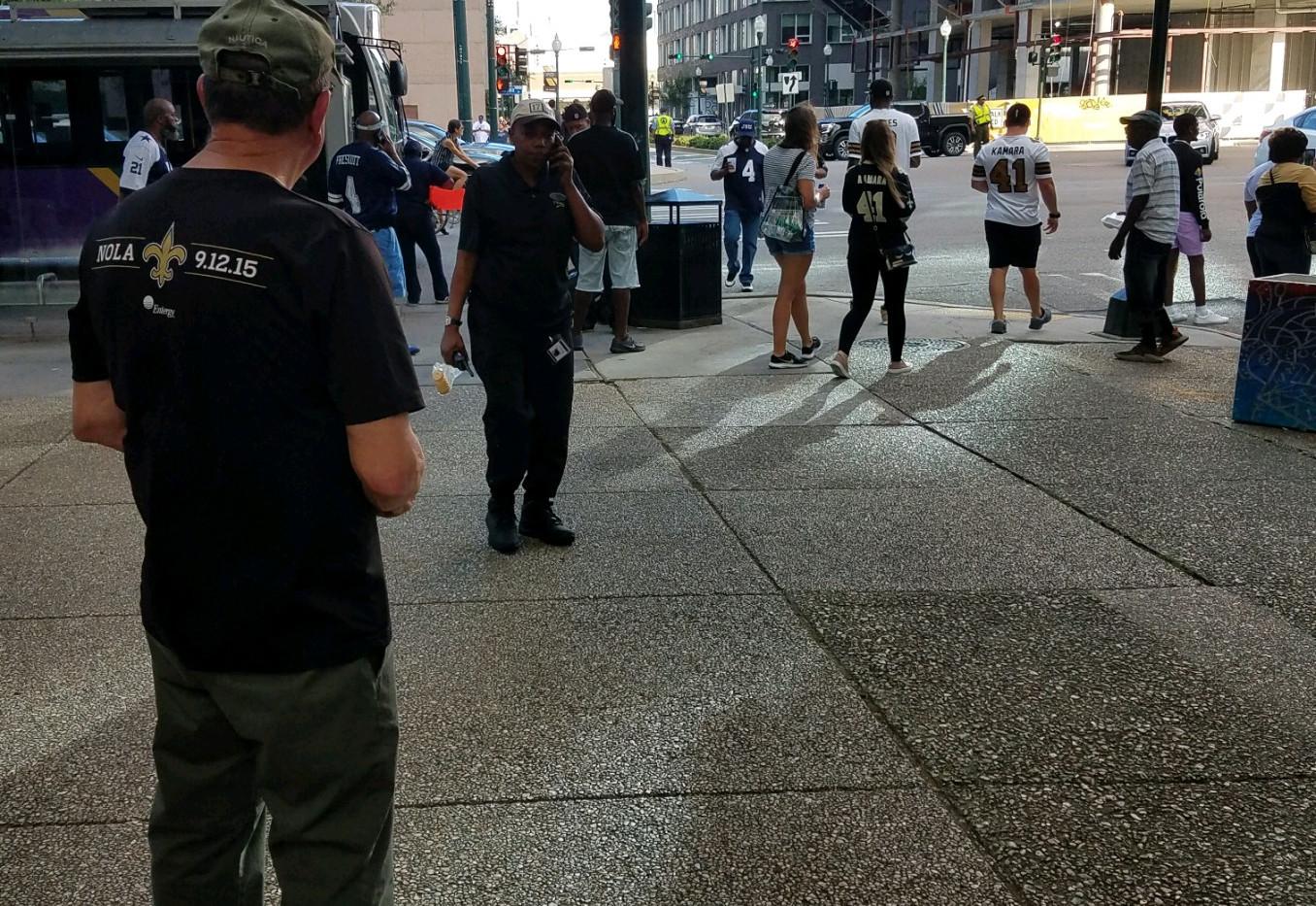 130. New Orleans Saints Outreach - Sept