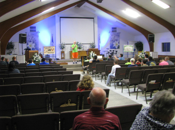 29. Friday Night Live at FBC Golden Mead
