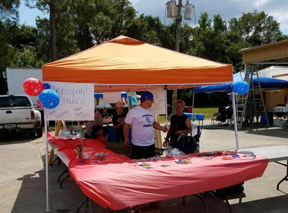 104. COYC Hurricane Fest Outreach - Sept