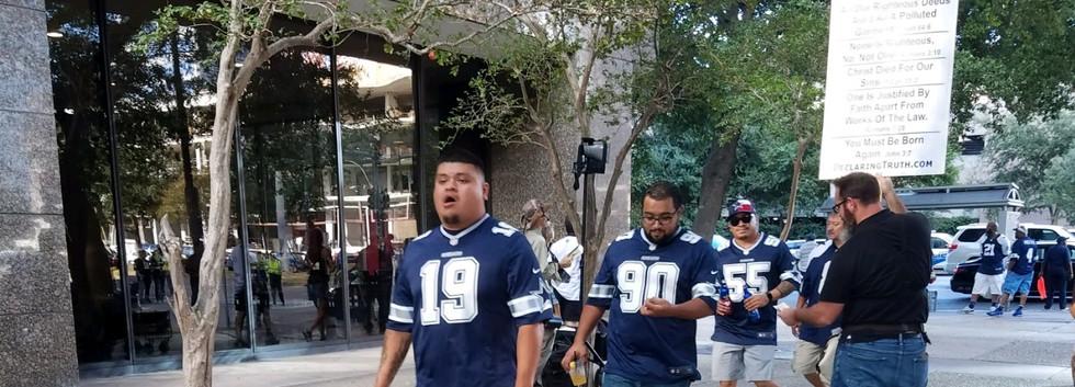 133. New Orleans Saints Outreach - Sept