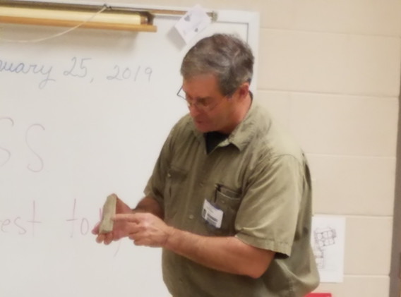 35. Teaching Creation Science at South L