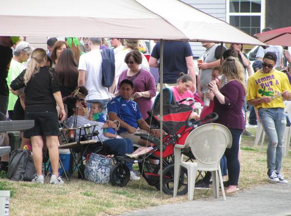 25. Lockport Mardi Gras Evangelism Outre