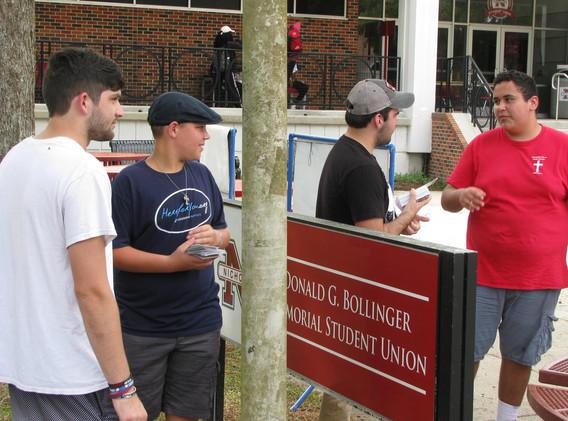 18. NSU evangelism outreach Oct 15, 2019