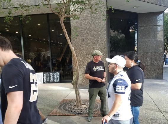 113. New Orleans Saints Outreach - Sept