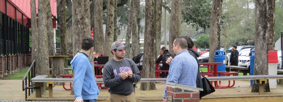 44. Thomas, Jacob, Toby sharing the gosp
